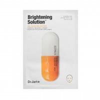Осветляющая маска для лица Dr. Jart+ Dermask Microjet Brightening Solution 30 г (8809380645502)