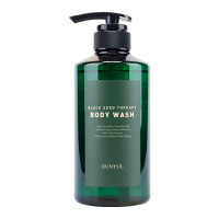 Глубоко увлажняющий гель для душа с маслом черного тмина Eunyul Black Seed Therapy-Body Wash 500 мл (8809435405891)