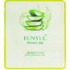 Омолаживающая тканевая маска для лица с алоэ вера Eunyul Moisture Aloe Mask Pack 30 мл (8809435401695)