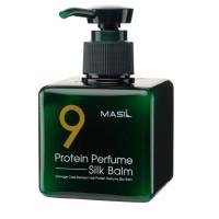 Протеиновый бальзам-термозащита для восстановления волос Masil Protein Perfume Silk Balm 180 мл (8809494545774)