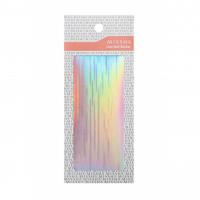 Линейные стикеры для ногтей Missha Line Nail Sticker Hologram 1 шт (8806185768719)