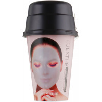 Альгинатная маска для лица с древесным углем The Saem Luesthe Modeling Mask Charcoal 45 г +10 г (8806164155936)