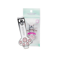 Кусачки для ногтей Etude House My Beauty Tool Lovely Etti Nail Clippers, 1 шт (8806199403699)