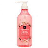 Гель для душа с ароматом розы Farmstay Bulgarian Rose Fragrant Body Wash 750 мл (8809636280860)