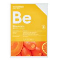 Питательная маска для лица Missha Phytochemical Skin Supplement Sheet Mask Betacarotene/Nourishing 25 мл (8809581456020)