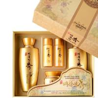 Набор средств для увлажнения лица с экстрактом хоутении Jigott Yerokjinsu 3 Set (8809541281297)