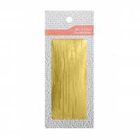 Линейные стикеры для ногтей Missha Line Nail Sticker Gold 1 шт (8806185768696)