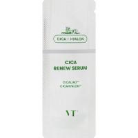 Успокаивающая сыворотка для лица VT Cosmetics Cica Renew Serum 1,5 мл (8809695671104)