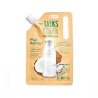 Ночная питательная маска для лица Missha Talks Vegan Pocket Sleeping Pack  # Mega Nutritious 10 г