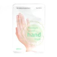 Глубоко увлажняющая кожу рук маска The Yeon Moisture! Secret Hand Mask (137)