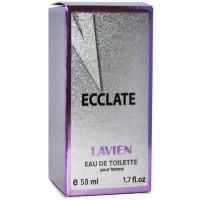 Туалетная вода для женщин EVA cosmetics Ароматы мира Ecclate Lavien 50 мл (04370100403)