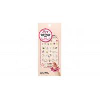 Наклейки для дизайна ногтей Etude House Play Nail Sticker Jewel # 3 Romantic Boat (8809587403431)