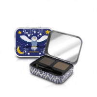 Тени для бровей SeaNtree Quick Styling Dual Eye Brow Cake - 02 Grey Brown 2,5г*2шт (8809476696531)