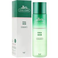 Успокаивающий тонер для лица с CICA-комплексом VT Cosmetics Cica Skin Toner 200 мл (8809559622624)