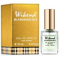 Парфюмерная вода для женщин EVA cosmetics Ароматы мира Wikend Barrbery 10 мл (01330100801)