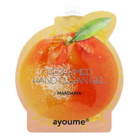 Крем-антисептик мандариновый Ayoume Perfumed Hand Clean Gel Mandarin 20 мл (8809534253157)