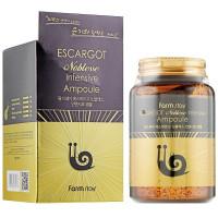 Ампульная сыворотка для лица с экстрактом улитки Farmstay Escargot Noblesse intensive Ampoule 250 мл (8809469772778)