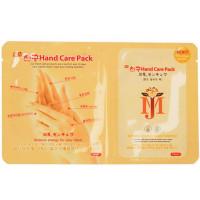 Маска для рук восстанавливающая Mj Care Hand Care Pack 20 г (8809220801259)