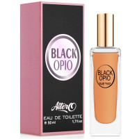 Туалетная вода для женщин EVA cosmetics Ароматы мира Black opio 50 мл (04370101203)