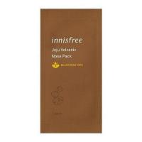 Очищающие полоски для носа Innisfree Jeju Volcanic Nose Pack 1 шт (8809612864206)