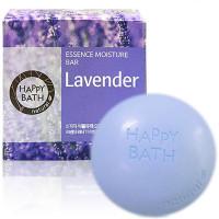 Увлажняющее мыло для рук и тела с лавандой Amore Pacific Happy Bath Essence Moisture Bar Lavender 100 г (8806403031113)