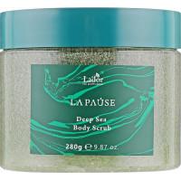 Скраб для тела с морской солью La'dor La-pause Deep Sea Body Scrub 280 г (8809500817772)