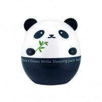 Осветляющая ночная маска для лица Tony Moly Panda's Dream White Sleeping Pack 50 г (8806358511692)