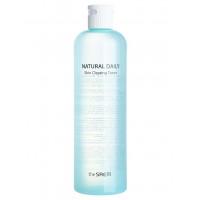 Очищающий тонер для лица The Saem Natural Daily Skin Clearing Toner 500 мл (8806164166222)