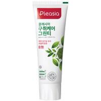 Зубная паста с экстрактом зелёного чая Amore Pacific Pleasia Toothpaste Green Tea 100 г (8809559326003)