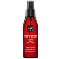 Відновлювальний мист для волосся Mise En Scene Damage Care 2 In 1 Oil Mist 150 мл