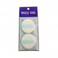 Спонж для макияжа Holika Holika Magic Tool Puff for Pact 2 шт (8806334383336)