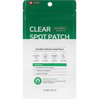 Патчи для лечения прыщей Some By Mi Clear Spot Patch 18 шт (8809647390015)