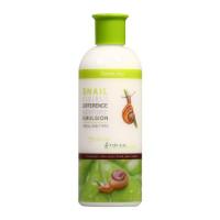 Увлажняющая эмульсия для лица с улиточным муцином FarmStay Snail Visible Difference Moisture Emulsion 350 мл (8809514480269)