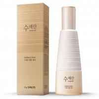 Увлажняющий тонер для яркости кожи лица The Saem Sooyeran Radiance Toner 150 мл (8806164155608)