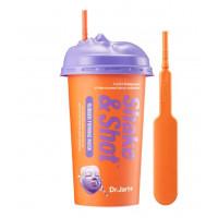 Маска-альгинатный коктейль для повышение эластичности кожи Dr. Jart+ Shake & Shot Rubber Firming Mask 50 г (8809535802088)