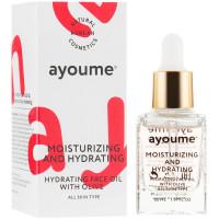 Увлажняющее масло для лица Ayoume Moisturizing & Hydrating Face Oil With Olive 30 мл (8809518822843)