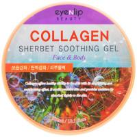 Успокаивающий гель-щербет с коллагеном Eyenlip Collagen Sherbet Soothing Gel 300 мл (8809555250517)