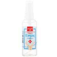 Антисептическая жидкость для рук Eva Cosmetics Arthur LeBlanc Классическая без ароматизатора 50 мл (12350100303)
