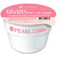 Моделирующая альгинатная маска для лица с жемчужной пудрой Lindsay Modeling Mask Cup Pack Pearl (8809371141662)