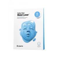 Увлажняющая альгинатная маска для лица Dr. Jart+ Dermask Rubber Mask Moist Lover 43 г + 5 мл (8809380649418)