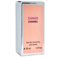 Туалетная вода для женщин EVA cosmetics Ароматы мира Chanse Channel 50 мл (04370100103)