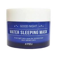 Ночная увлажняющая маска для лица A'pieu Good Night Water Sleeping Mask 110 мл (8809530037928)