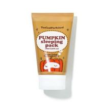 Питательная ночная маска для лица с тыквой Too Cool For School Pumpkin Sleeping Pack 100 мл (8809297210954)