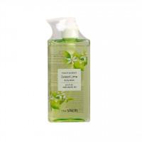 Парфюмированный гель для душа с экстрактом лайма The Saem Touch On Body Sweet Lime Body Wash 300 мл (8806164146729)
