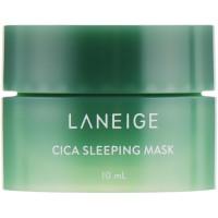 Ночная маска для проблемной кожи лица с маслом ши и витамином В5 миниатюра Laneige Cica Sleeping Mask 10 мл (2681)