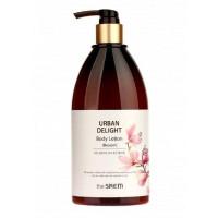 Гель для душа с цветочным ароматом The Saem Urban Delight Body Shower Gel Blossom 400 мл (8806164143711)