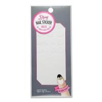 Наклейки для дизайна ногтей Etude House Play Nail Sticker #5 French Guide Liner (8806165960522)