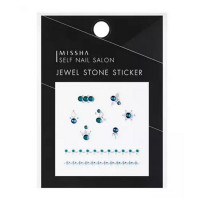 Стразы-наклейки для маникюра Missha Self Nail Salon Jewel Stone Sticker No.03/Freeze 1 шт (8806185790420)