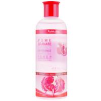 Осветляющий тонер с экстрактом граната Farmstay Pomegranate Visible Difference Moisture Toner 350 мл (8809426957293)