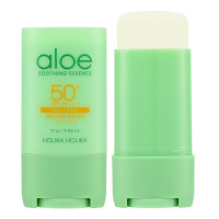 Солнцезащитный стик с алоэ Holika Holika Aloe Water Tok Sun Stick 15 г (8806334375973)